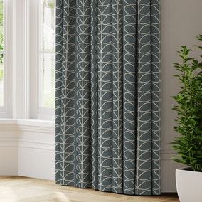 Orla Kiely Linear Stem Made to Measure Curtains