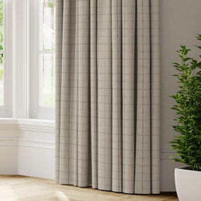 Nicole Check Made to Measure Curtains