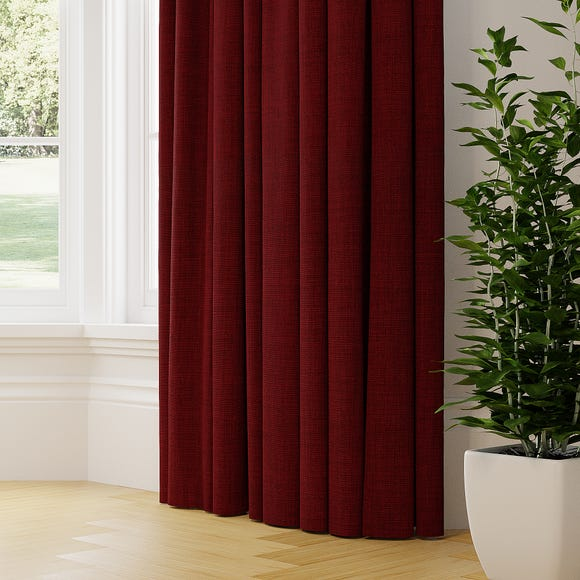 Linoso Made to Measure Curtains Linoso Brick