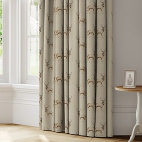 Spey Deers Made to Measure Curtains