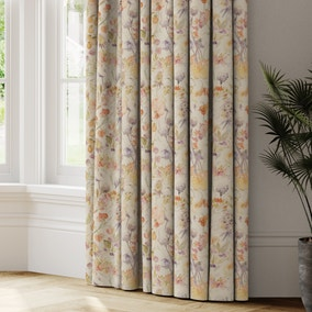 Autumn Floral Made to Measure Curtains