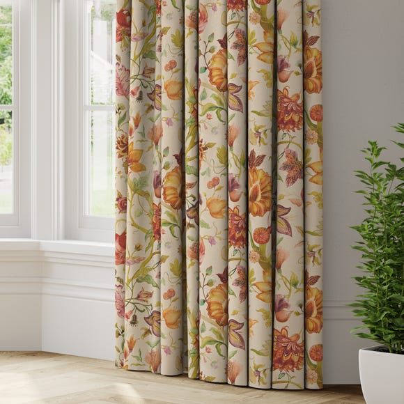 Delilah Made to Measure Curtains Delilah Spice