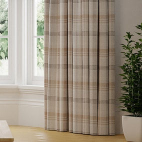 Melrose Check Made to Measure Curtains