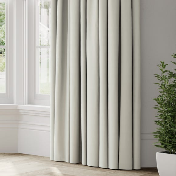 Renzo Made to Measure Curtains Renzo Silver