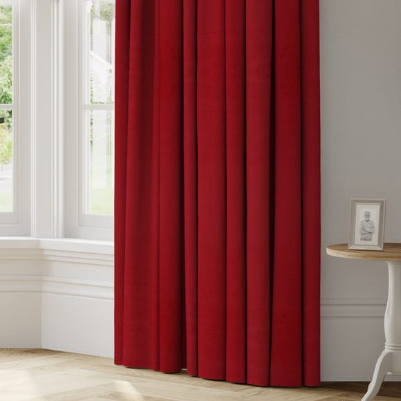 Renzo Made to Measure Curtains Renzo Ruby