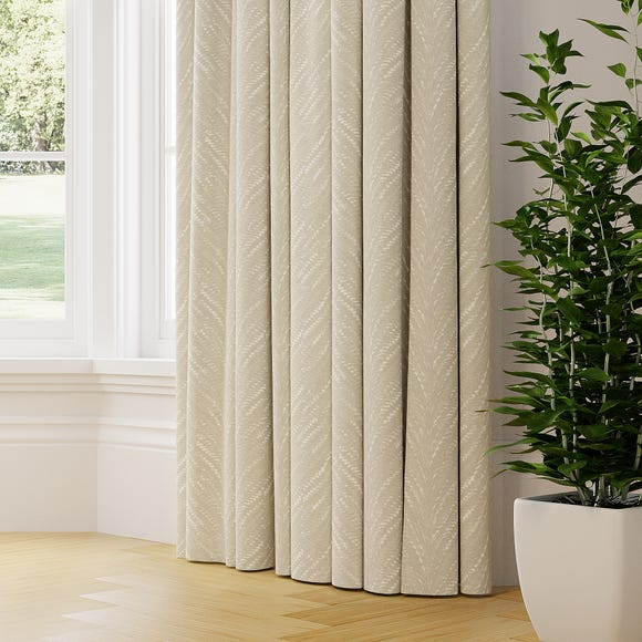 Luxor Made to Measure Curtains Luxor Natural