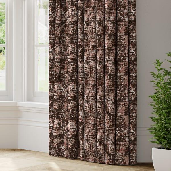 Evora Made to Measure Curtains Evora Spice