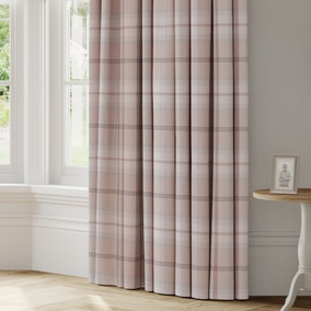 Highland Check Made to Measure Curtains