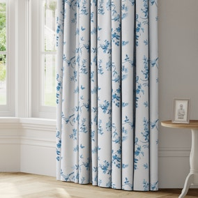 Birds and Roses Made to Measure Curtains