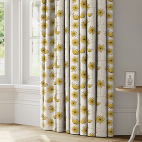 Missprint Dandelion Mobile Made to Measure Curtains