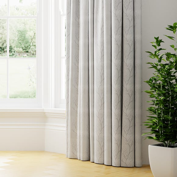 Blickling Made to Measure Curtains Blickling Silver