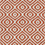 color Diamond Weave Terracotta