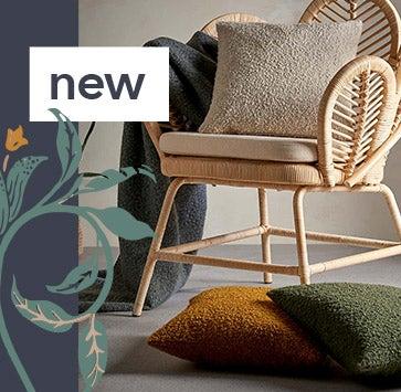 New Cushions >