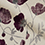 color Serafina Aubergine Fabric Swatch