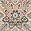 color Vintage Kashan 1 Grey