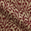 color Willow Rosso Fabric Swatch