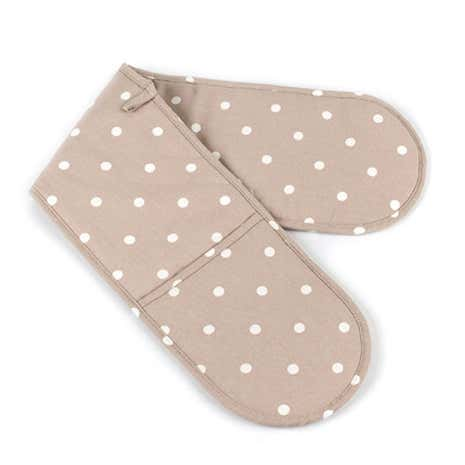Dotty Double Oven Glove