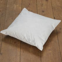 White Duck Feather Cushion Pad