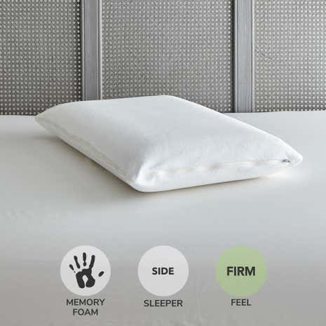 Value Memory Foam Firm-Support Pillow