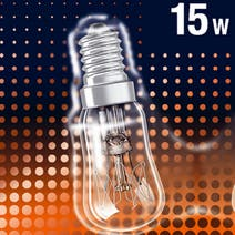 Osram 15 Watts Oven Light Bulb