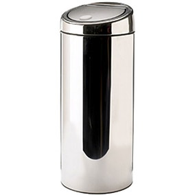 Brabantia Brilliant Steel 30 Litre Touch Bin