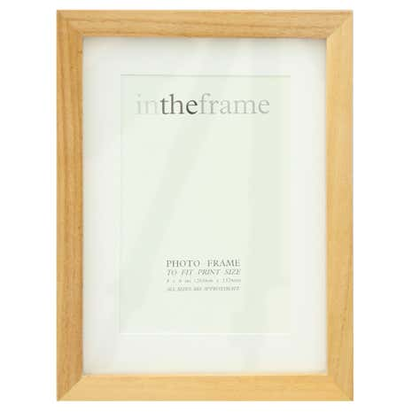 Mounted Box Photo Frame