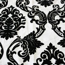 Brampton Monochrome Fabric