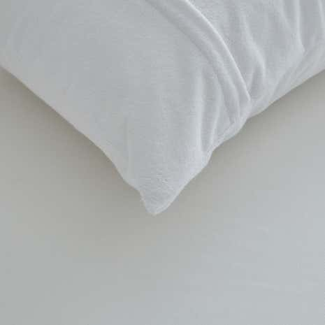 Staydrynights Terry Towelling Pillow Protector