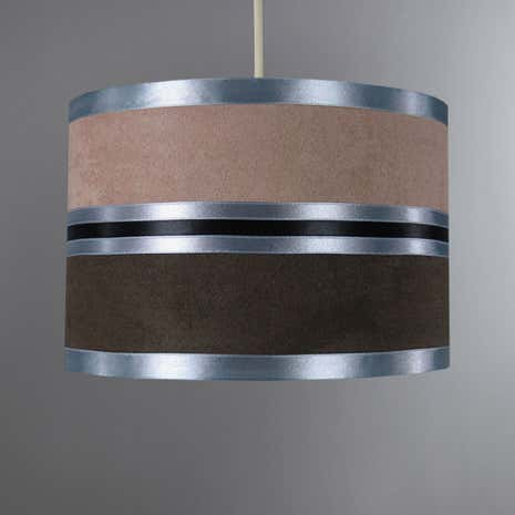 Large Duo Ceiling Pendant Shade