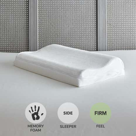 Value Memory Foam Contour Pillow