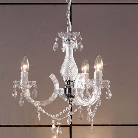 Marie Therese Three Light Fitting