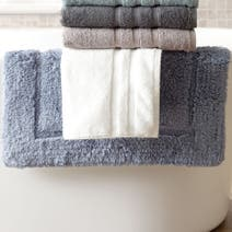 Hotel High Pile Bath Mat