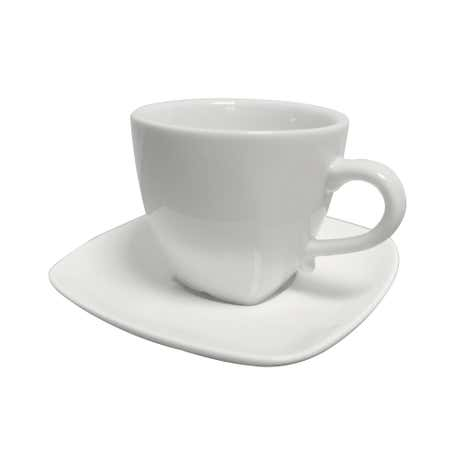 Pausa Espresso Cup and Saucer