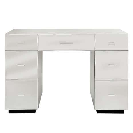 Superb Venetian Mirrored Dressing Table. Loz_exclusive_to_dunelm
