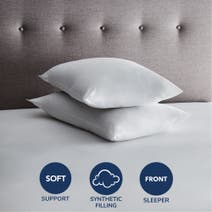 Fogarty Hollowfibre Soft-Support Pillow Pair