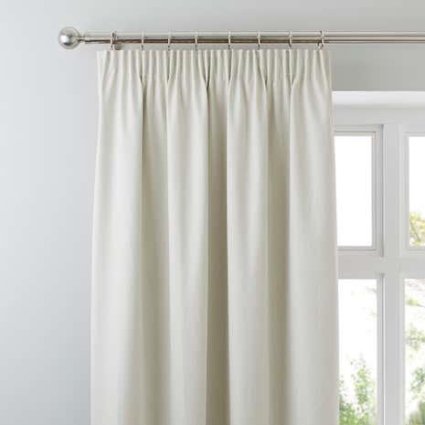 Cream Curtains Blackout Home Ideas