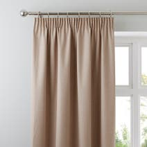 Biscuit Solar Blackout Curtains
