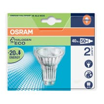 Osram 40 Watt Halogen Energy Saver Bulb