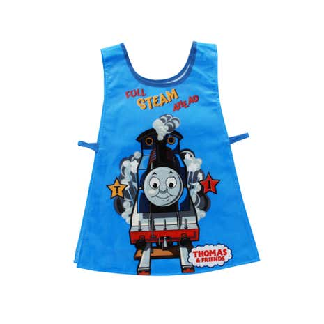 Kids Thomas the Tank Engine Blue PVC Coated Tabard