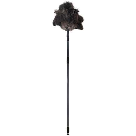 Ostrich Feather Extendable Duster
