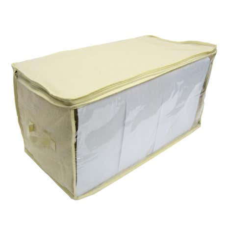 100% Cotton Jumbo Storage Bag
