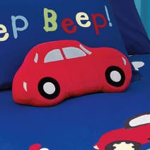Kids Beep 3D Cushion