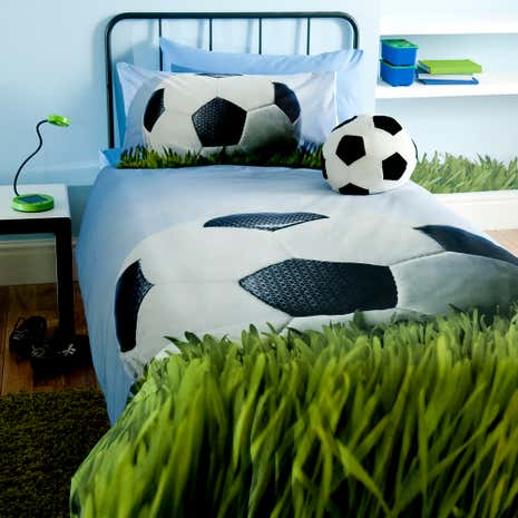 Kids Striker Duvet Cover Set