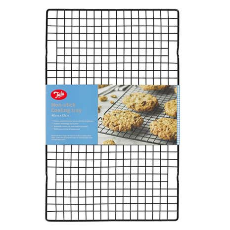 Tala Non Stick Cake Cooling Tray 1000008464 on kitchen curtains patterns