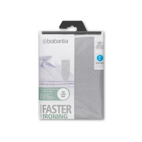 Brabantia Foam Back Silver Ironing Board Cover