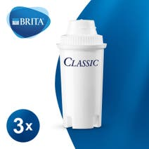 Brita Classic 3 Pack of Filter Cartridges