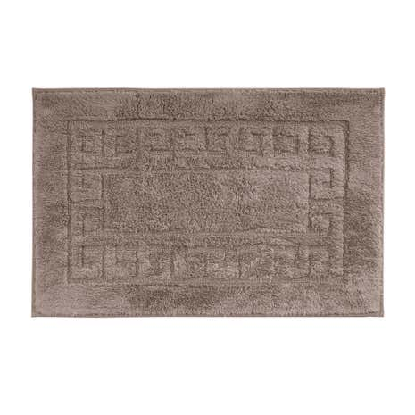 Luxury Cotton Non-Slip Bath Mat
