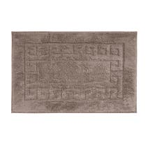 Luxury Cotton Non Slip Bath Mat