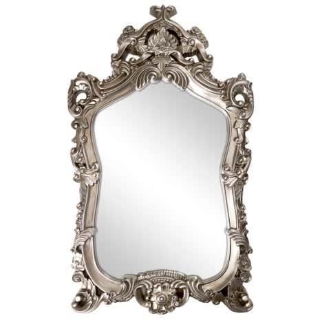 Ormolu Highlife Mirror Dunelm