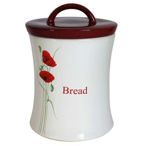 Poppy Bread Crock
